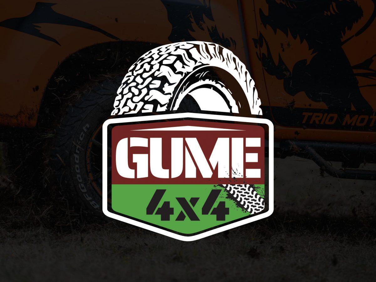 4x4 gume